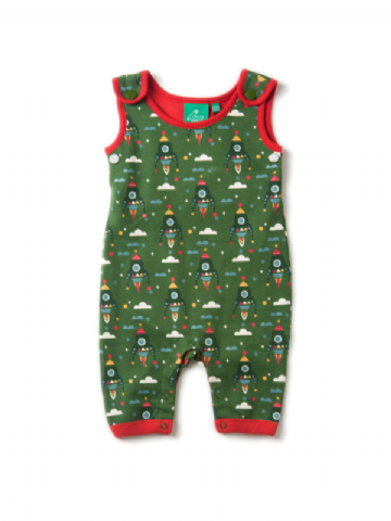 Rocket to the Stars Dungarees